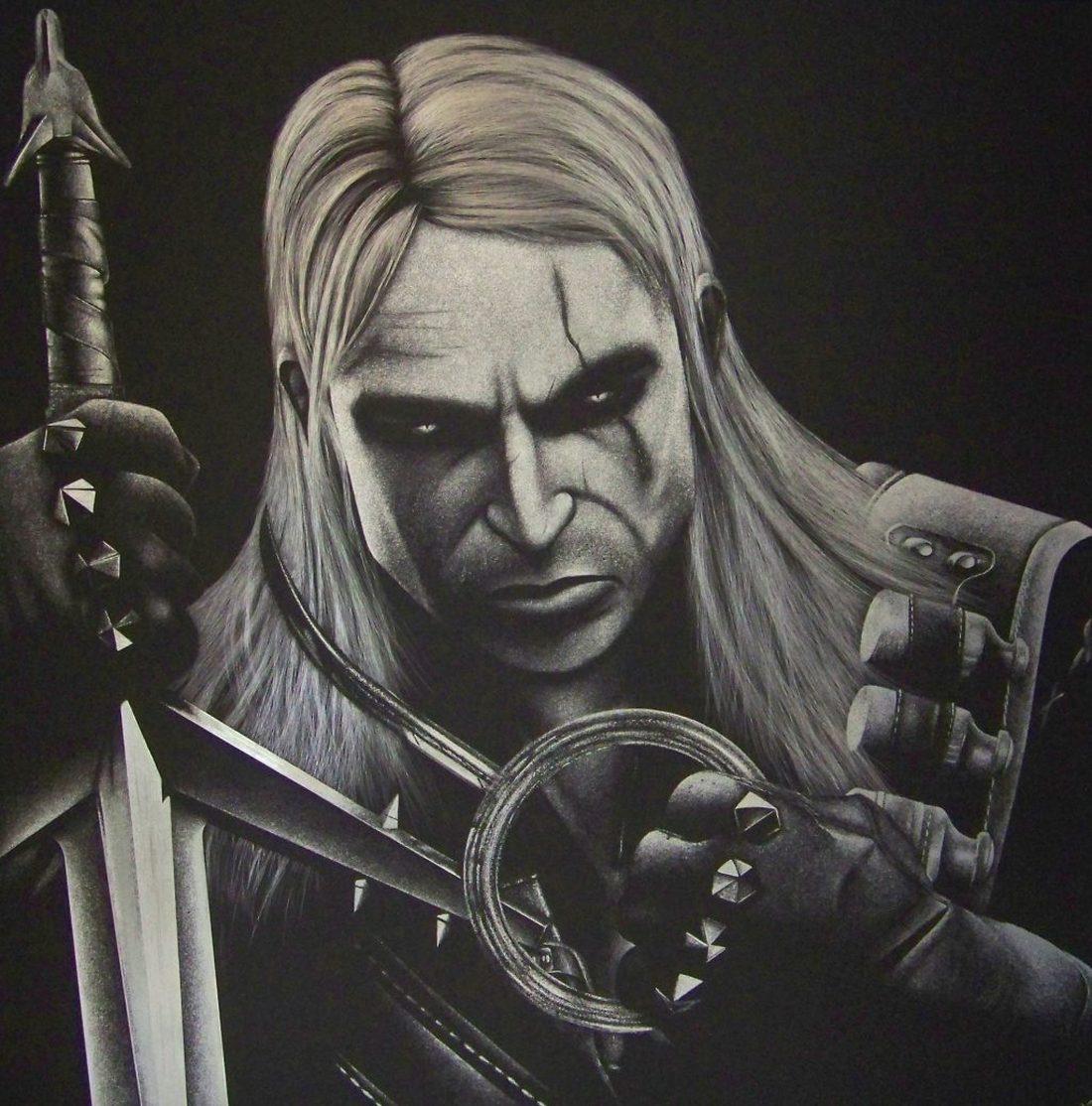 Wiedzmin - Geralt